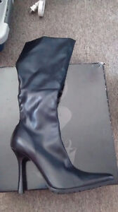bottes Steve Madden stiletto boots- New! / Neuf! West Island Greater Montréal image 1