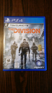 Tom Clancys THE DIVISION   PS4     10$