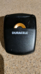 Duracell NIMH battery aa and aaA fast charger