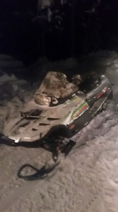 1998 arctic cat powder special 600 efi