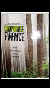 Corporate Finance, sixth canadian edition