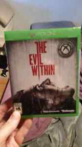 Evil within xbox one.
