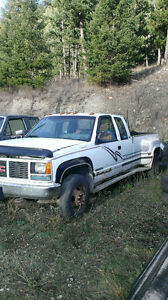 1990 GMC Sierra 3500 Dually 4x4