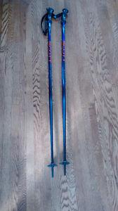 Scott Ski Poles XTC 120cm aluminium
