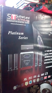 Sutherland Home Theatre System