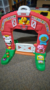 Fisher Price Laugh & Learn Learning Farm $35