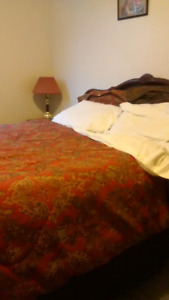 Spacious quiet bedroom for 475$ all inclusive