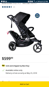 Phil and ted stroller
