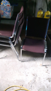 6 chairs great condition
