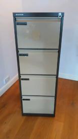Filing Cabinet - 4 Drawer Heavy Duty