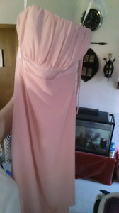 Alfred Angelo beautiful pink dress