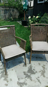 Wicker buy or sell patio garden furniture in ontario for Outdoor furniture kijiji