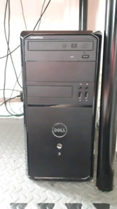 Dell Vostro 260 Core i3 2400 4GB DDR3 Ram No HDD No Side Panel