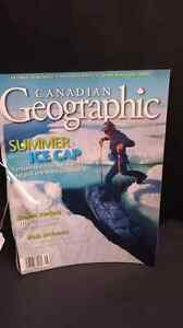 July August 1999 Canadian Geographic Magazine