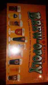 Brewopoly game brand new in wrapper