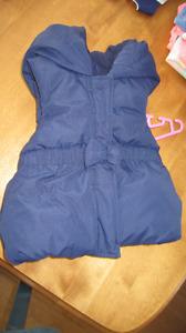 Bubble jacket grandeur 2-3 ans