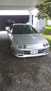 1996 Acura Integra type r swap