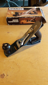 Stanley #4 wood plane new in box