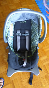 Infant carseat Safty 1st