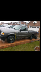 08 Ford ranger 2.3l 5-speed