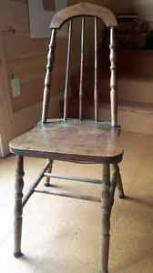 Antique chairs Prince George British Columbia image 2
