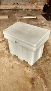 Salt and Sand Storage Bin / Salt Box / Salt Bin / USED