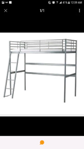1 bunk with sofa/futon under, wood bunkbed, metal bunkbed