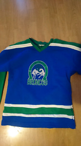 Swift Current Broncos Hockey Jersey