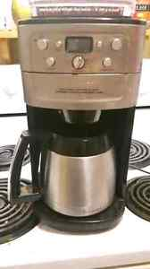 Coffeemaker 12 cup stainless steel
