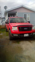 220,000 kms Ford F-150 SuperCrew fx4 Pickup Truck