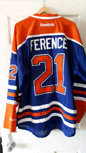 the latest 5dd6d 3fa9c Oilers Jersey | Buy or Sell Hockey Equipment in Edmonton ...