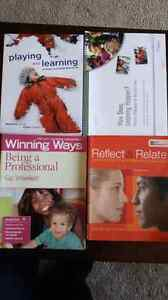 First Year ECE Books  London Ontario image 1
