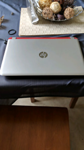 Selling HP Notebook touchscreen 15 Inch