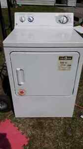 Ge commercial quality dryer