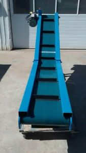 * Belt Conveyors *** Roller Conveyors *** Made in Ontario *