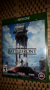 BRAND NEW sealed star wars Battlefront