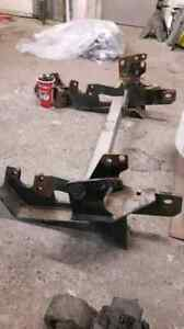 2011 F350 WESTERN PLOW BRACKET PLUS HARDWARE AND WIRING