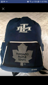 Toronto maple leaf sleeping bag