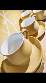 Denby coffee set vintage