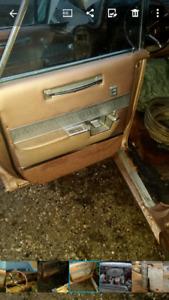 Selling 1960 Cadillac parts 1959