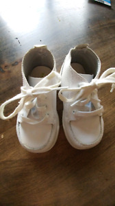 Stride Rite white shoes size 4.5