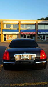 2005 lincoln town