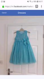 Assortment of girls dresses