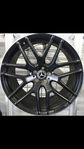 AMG rims for Mercedes Benz GLE(292 only)