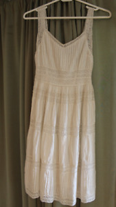 Brand New with Tags Allsaints White Dress- Size 0