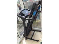 PRO FITNESS TREADMILL with built in Speakers
