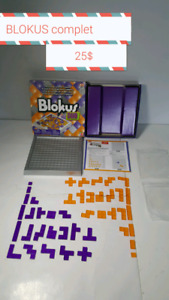 BLOKUS DUO COMPLET