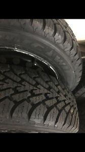 New Goodyear Nordic winter tires