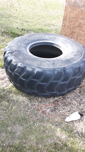 Free heavy duty tires