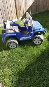 Jeep Power Wheels *working*